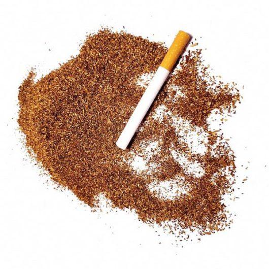 Табак заводской мелкий