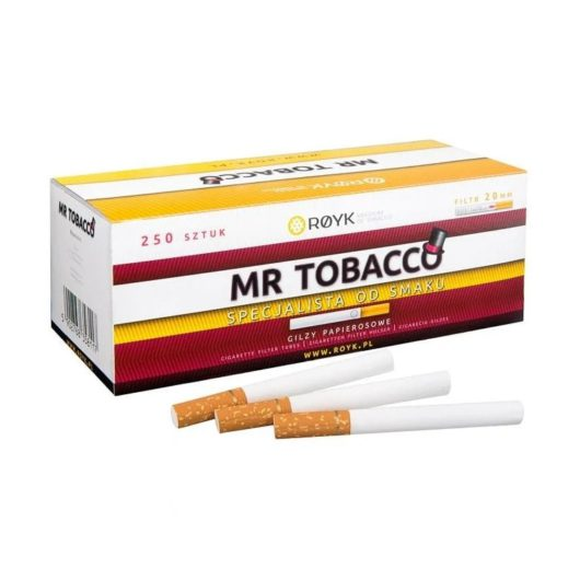 гильзы Mr. Tobacco 550