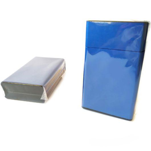 портсигар металлический DEDO