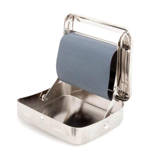 портсигар с машинкой для самокруток