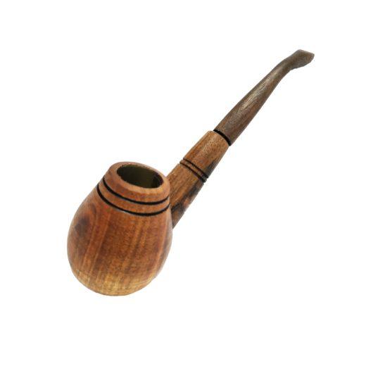 Трубка для табака самодельная