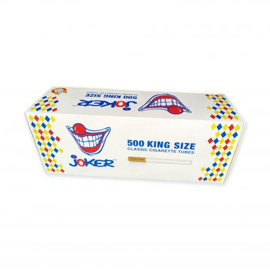 купить сигаретные гильзы Джокер 500 шт